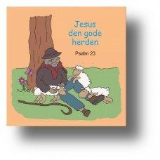 Minibok Jesus den gode herden