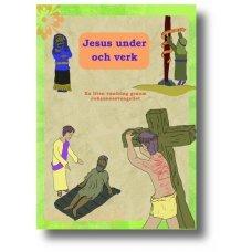 Bibelstudiebok Jesu under och verk