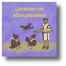 Minibok Liknelsen om Såningsmannen