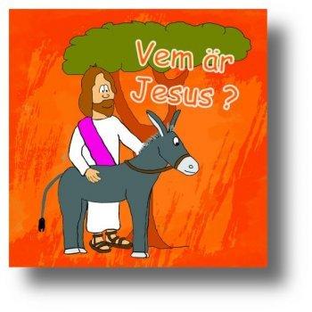 Minibok Vem är Jesus?